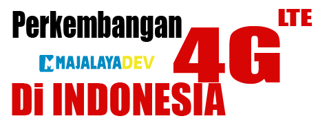 Perkembangan Teknologi 4G Di Indonesia