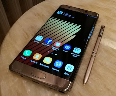 Samsung Galaxy Note 7 Launches in the Philippines for Php39,990