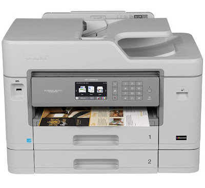 Brother INKvestment devices are designed for economic scheme Brother MFC-J5930DW Software Driver Downloads