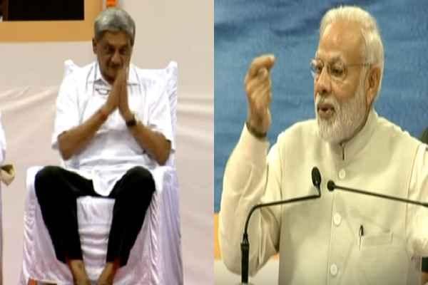 मनोहर पर्रिकर मेरे लिए 'नवरत्नों' में से एक हैं: PM MODI