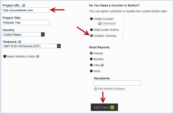 Cara Mengetahu Invalid Klik Adsense Menggunakan Stat Counter