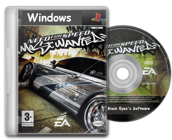 Need For Speed Most Wanted Highly Compressed v1 3 Only 350MB
