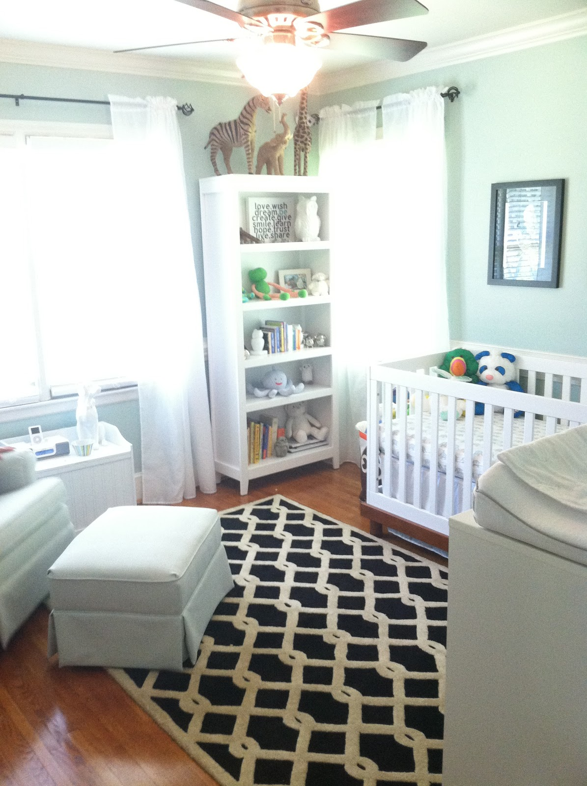 Everything Designish Baby Boy S Nursery: Designer Bags And Dirty Diapers: Finley's Nursery
