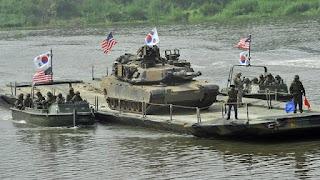 Latihan Militer Korea Selatan
