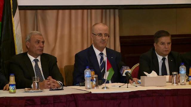 El premier palestino se entrevista con líderes de HAMAS