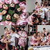 Woman Who Have No Single Girlfriends Invites Her Brothers To Her Bridal Shower (Photos)