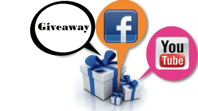 Giveaway Sosial Media