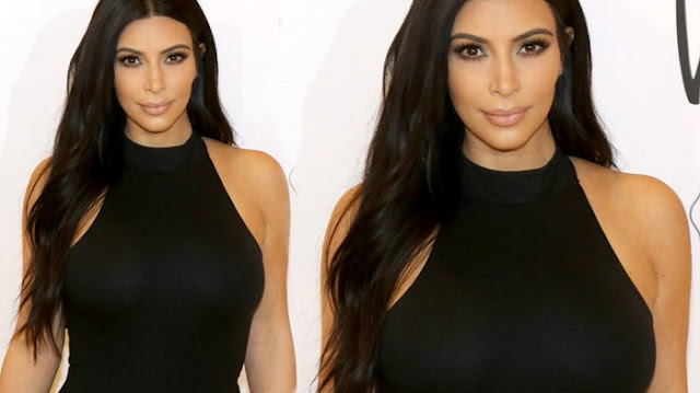 Want Beautiful Breasts Like Kim Kardashian? It's How to Make it Month Without Surgery