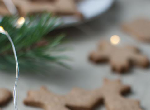 Domowe ciasteczka korzenne (à la pierniczki)