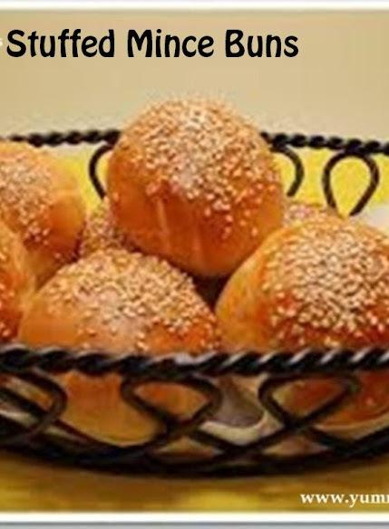 stuffed-mince-bun-recipe