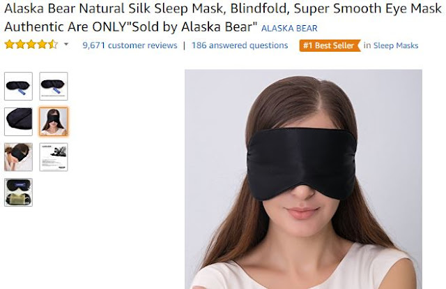 best eye mask