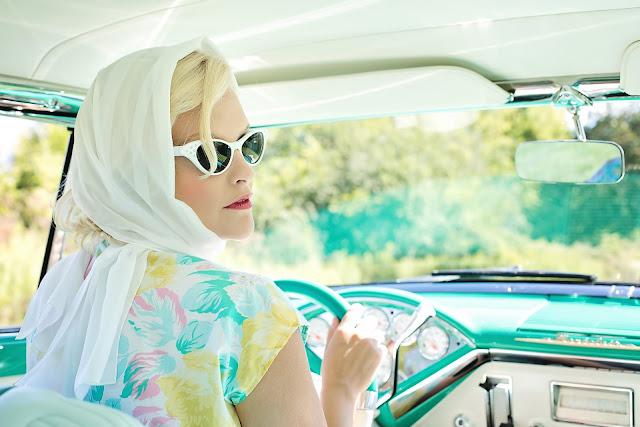 Wycieczka z blondynką, czyli moje największe wpadki za kierownicą