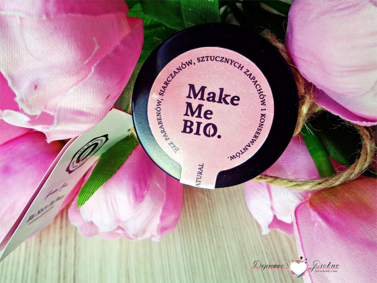 Make Me Bio - Różany krem nawilżający dla skóry suchej i wrażliwej - Garden Roses