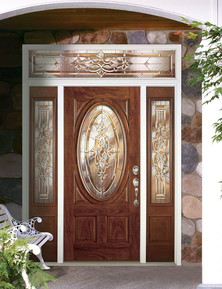 Spring Into Your Local Home Depot For A Fresh New Feather River Entryway Door