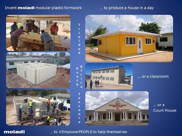 modular plastic formwork - ModelM
