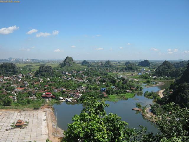 Hình ảnh đẹp về Ninh Bình - danh lam thắng cảnh, Cố đô Hoa Lư, kinh đô 3 triều đại 6 vị vua