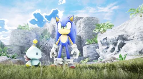 Café com Pipoca -  Chao Garden (Sonic Adventure 2) recriada em Unreal Engine 4