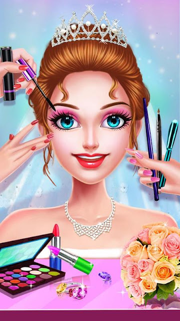 Wedding Makeup Salon