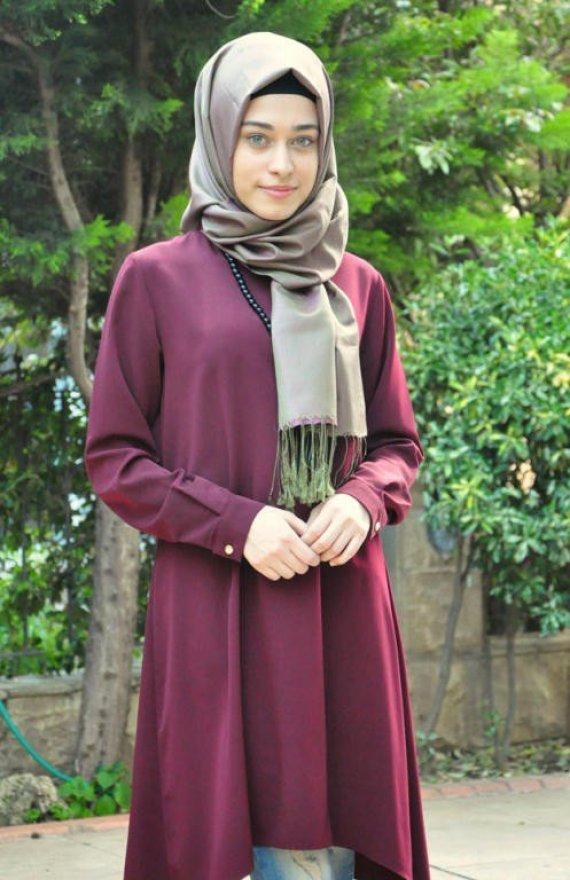 صور : الممثلة التركية بشرى ايادين ترتدي الحجاب