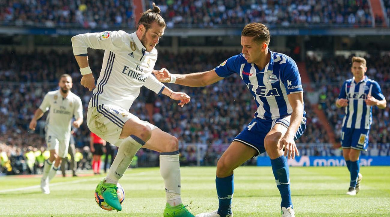 Alavés vs Real Madrid EN VIVO por la Primera División