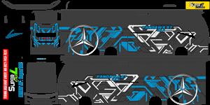 Pandawa 87 Sr2 Double Decker XDD