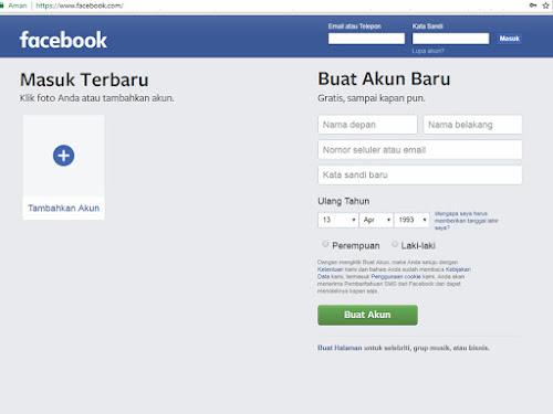 Jawaban Facebook ke Pemerintah Indonesia