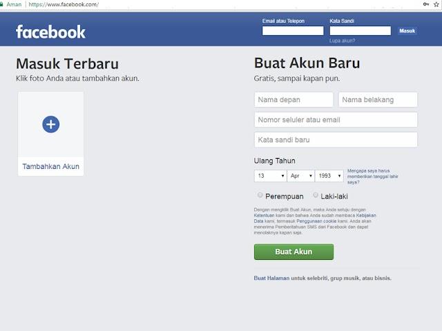 Inilah Jawaban Facebook Terhadap Surat Peringatan Pemerintah Indonesia