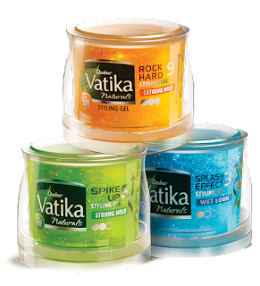 Vatika Hair Styling Gel
