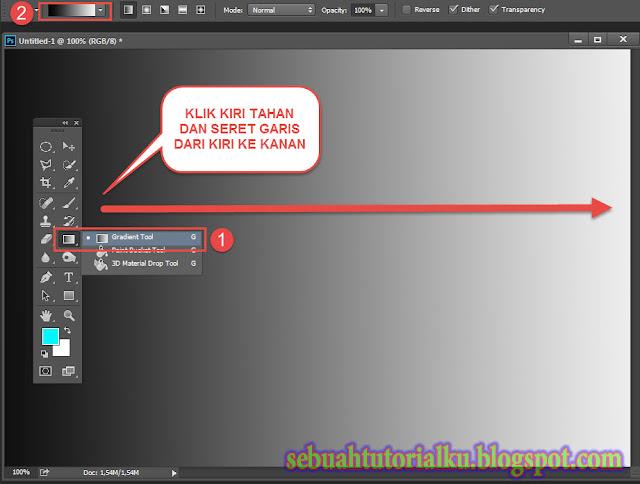 Cara Buat Halilintar Dengan Photoshop