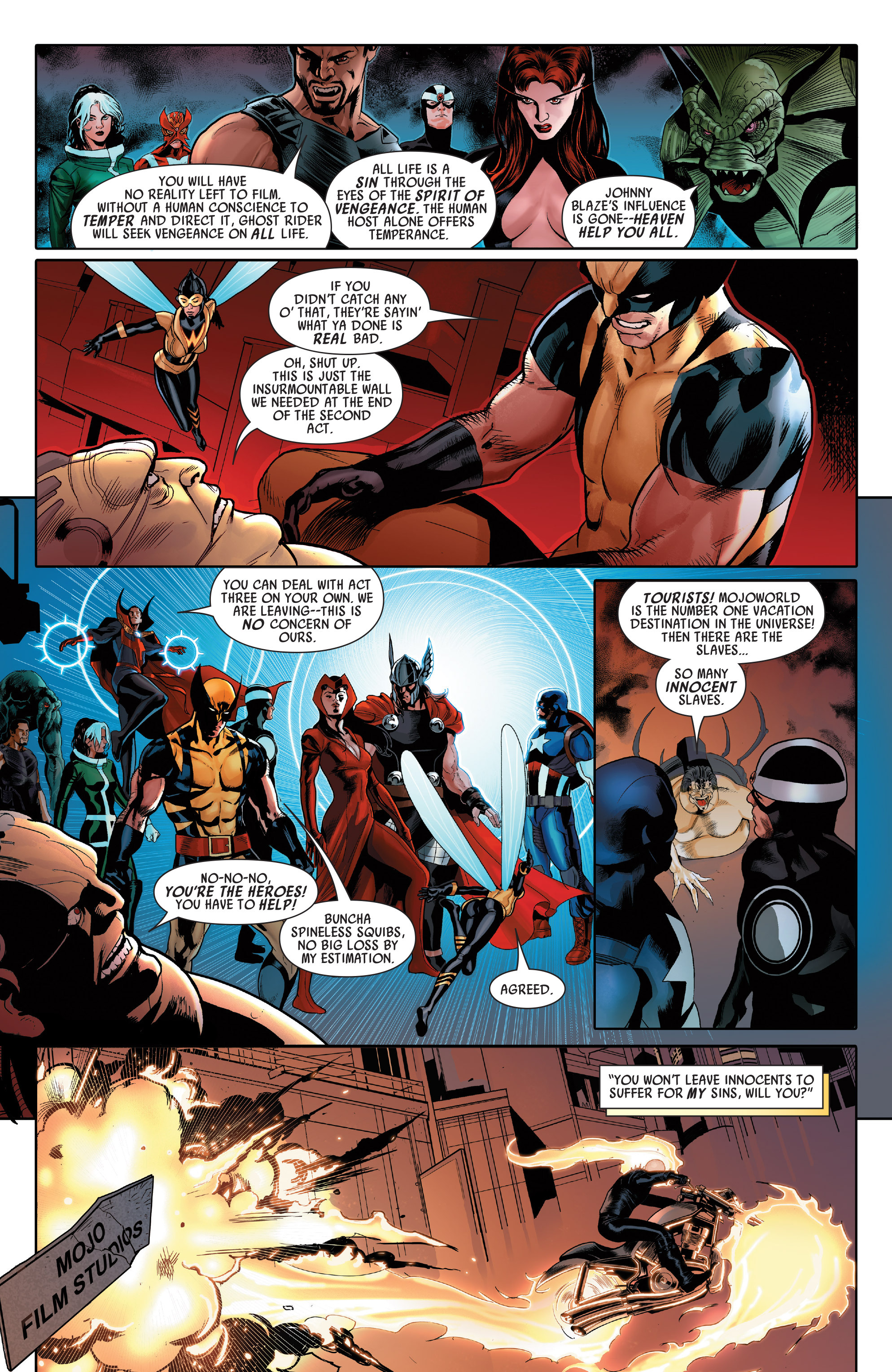 Read online Uncanny Avengers (2012) comic -  Issue # Annual 1 - 23