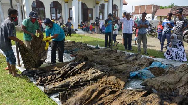 Subhanallah, 45 Jenazah Korban Tsunami Aceh 2004 Silam Kembali Ditemukan
