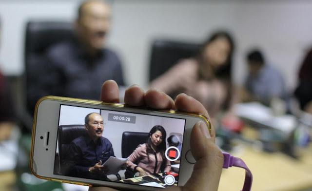 Fredrich Tantang KPK Periksa Kapolri soal Kecelakaan Setya Novanto, Berani?
