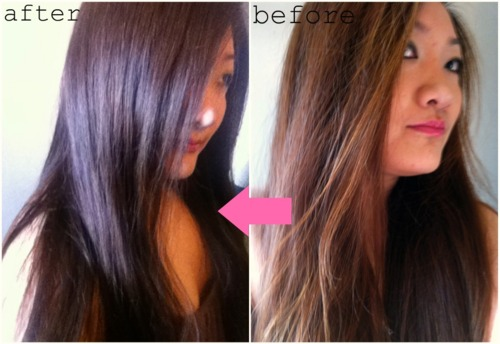 Color Hair At Home L Oreal Paris Sublime Mousse By Healthy Look Tineey