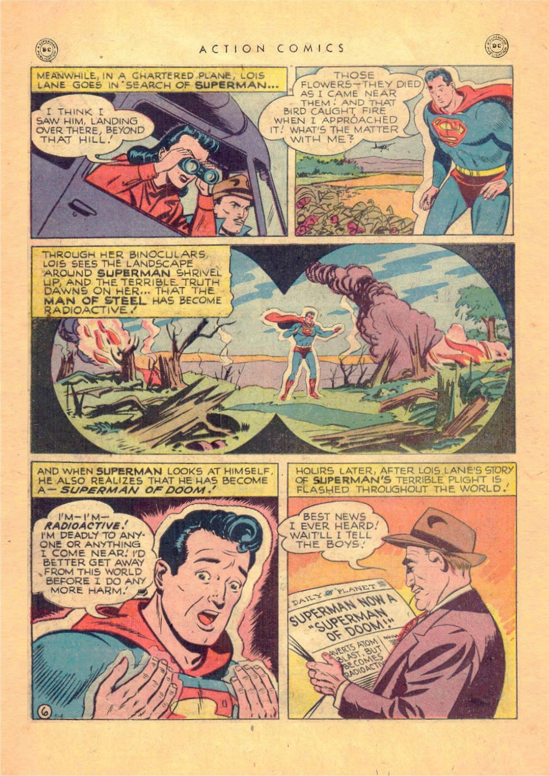 Read online Action Comics (1938) comic -  Issue #124 - 8