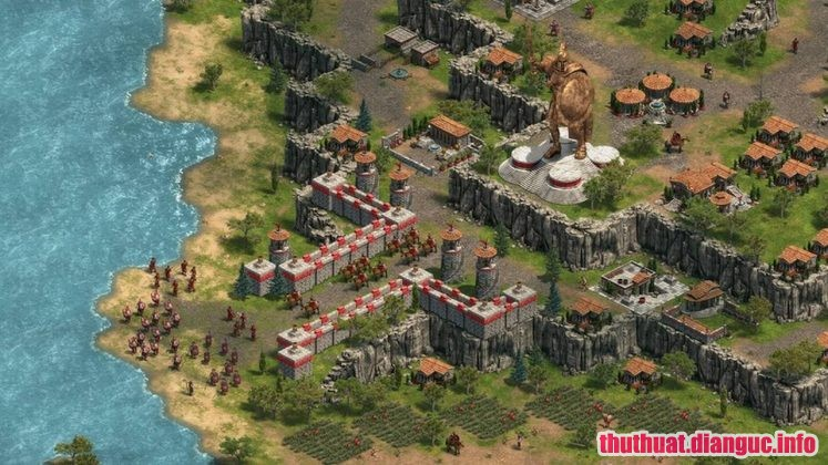 Game Đế Chế 2018, Age of Empires: Definitive Edition, Age of Empires 4, Age of Empires iv, Download Age of Empires Definitive Edition Full Crack, Age of Empires 4k
