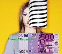 Logo Vinci gratis buono acquisto da 500 euro By Marina Rinaldi