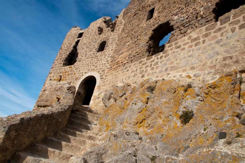 El castillo de Quéribus
