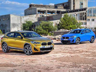 Nouveau BMW X2 Concept Z4 2019, caractéristiques, prix, photos