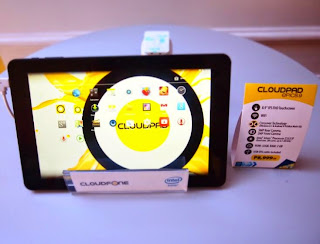 CloudFone Launched CloudPad One 7.0, Epic 7.1, Epic 8.9 and Epic 8.0