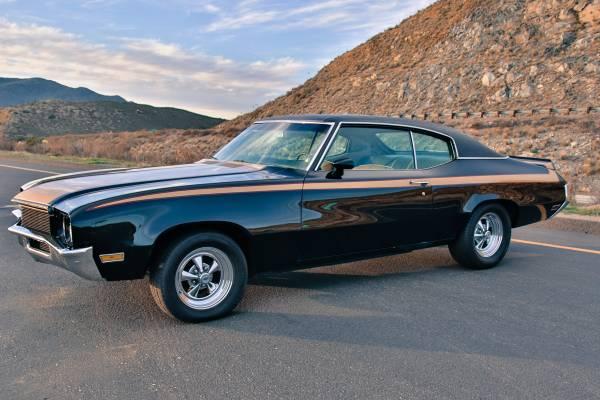 1971 Buick Skylark Custom Gsx Buy American Muscle Car
