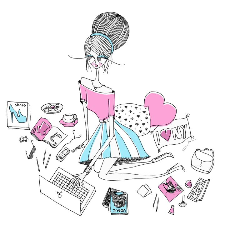 5 Cara Mudah Para Blogger Perempuan Dalam Menemukan Ide Menulis Artikel