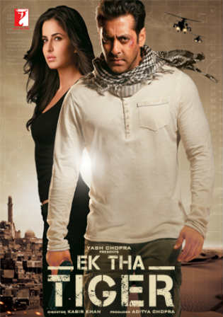 Ek Tha Tiger 2012 BRRip 400MB Full Hindi Movie Download 480p ESub Watch Online Free bolly4u