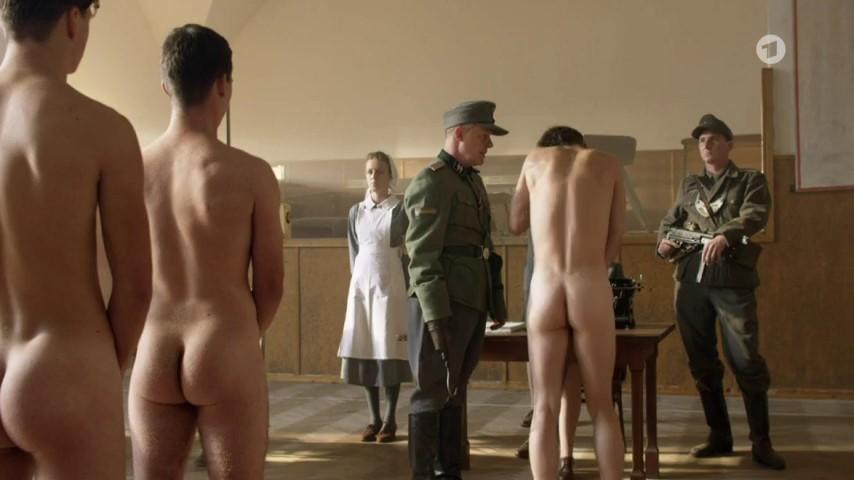 Naked European Male Models