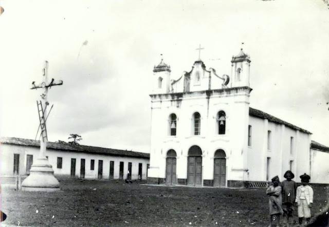 Paróquia Nossa Senhora da Boa Hora - 1899