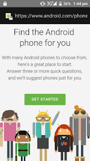 How to choose an Android Smartphone ?