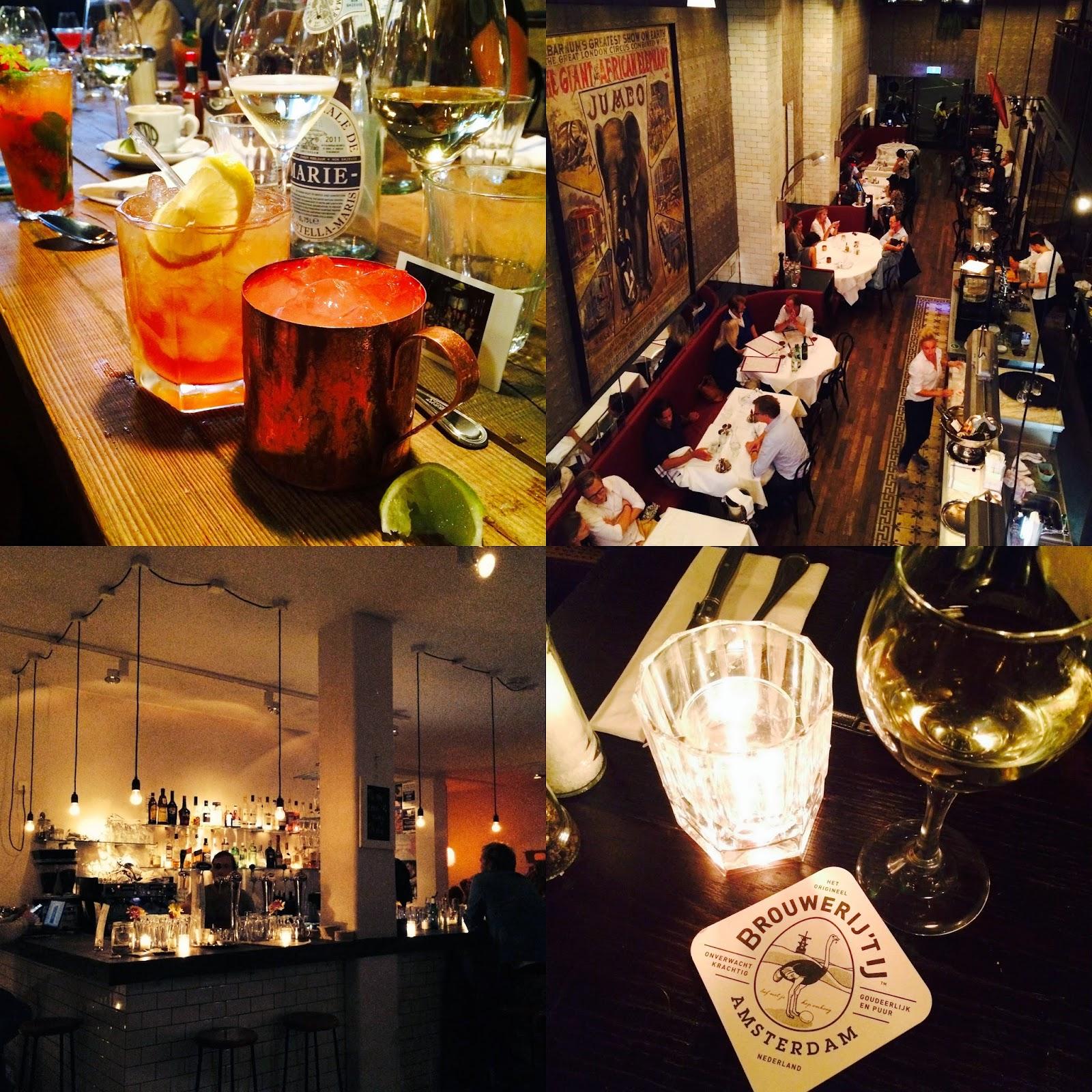 Amsterdam Hotspot Guide bars