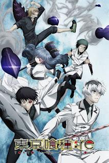 Tokyo Ghoul:re الحلقة 12 والأخيرة مترجم اون لاين