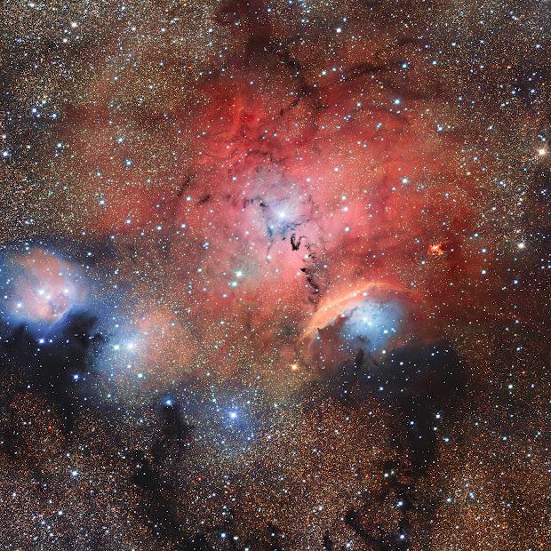 Star-Forming Region Sharpless 29