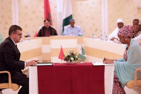 """مشروع أنبوب الغاز المغربي النيجيري يتجاوز """"التشويش"""" الجزائري"""