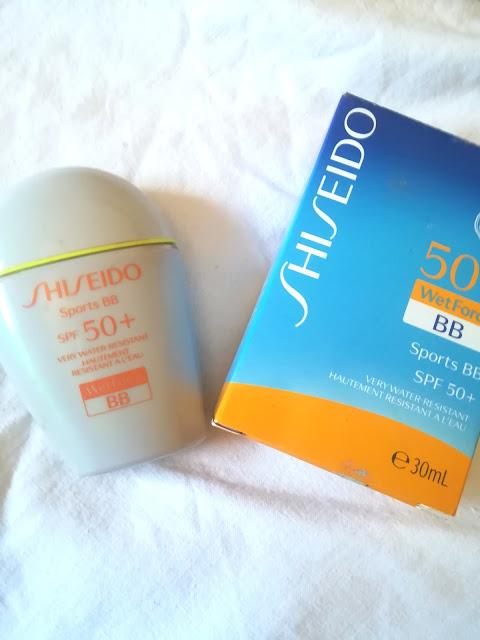 Maquilhagem de Verão Shiseido